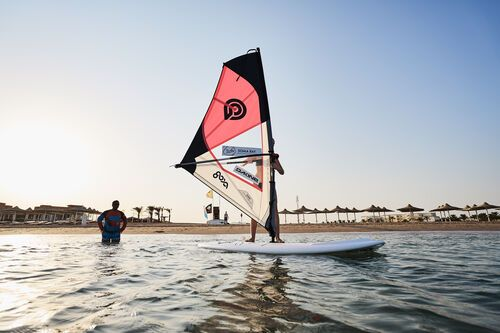 Planet Allsports SomaBay Windsurf Course Flatwater